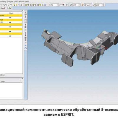 Производство деталей для Airbus